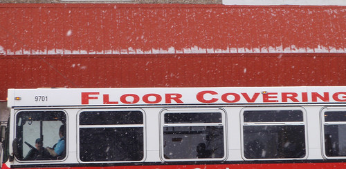 For all your Flooring Needs....?...just ask the Driver!      058 copy
