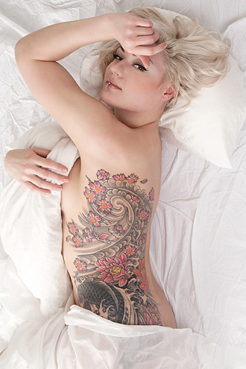 Rib Cage Tattoos Design Ideas rib cage tattoos for women