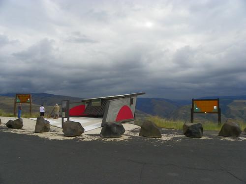 Nez Perce Indian War Monument