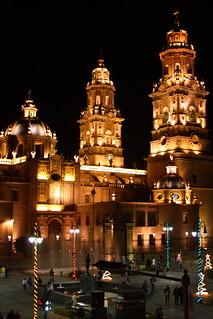 Cathedral, Morelia