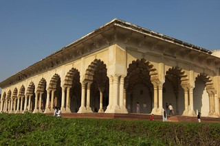 9 Agra Fort Rouge_