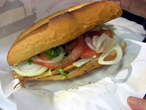 Balikli Sandviç