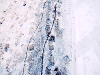 (13/365) Wavy Tracks