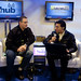Wilton Vargas streaming live from the NBCU HUB at CES 2011