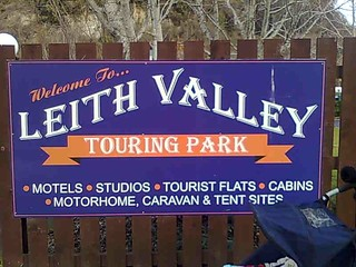 Leith Valley Touring Park