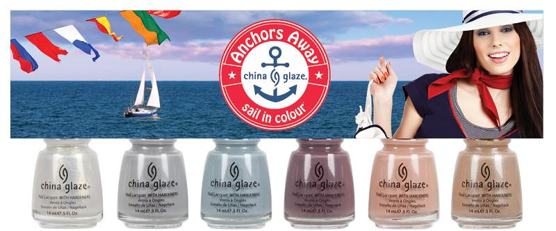 Nova Colecao China Glaze