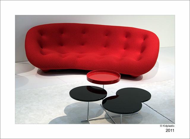Table Basse Fer Maison Du Monde ~ Ronan & Erwan Bouroullec, Canap? Ploum, Ligne Roset  Salon Maison