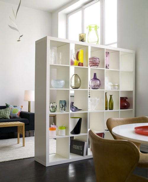 Divisores de ambientes ideas pr cticas para viviendas for Mueble separador de ambientes