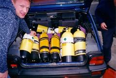Martin's Overladen car Image
