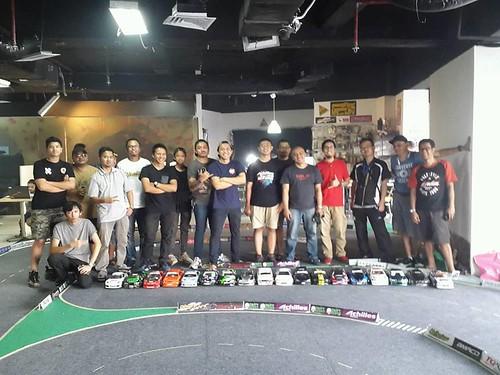 RWD blok m - peserta