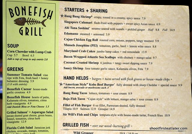5206425278 a7cf743bb0 for Fish bone grill menu