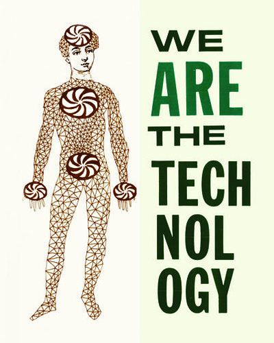 we ARE the technology