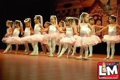 Presentación Escuela de ballet Karabal de Moca, teatro Don Bosco