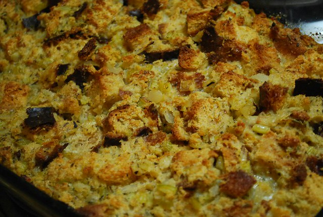 Bread Stuffing | Flickr - Photo Sharing!