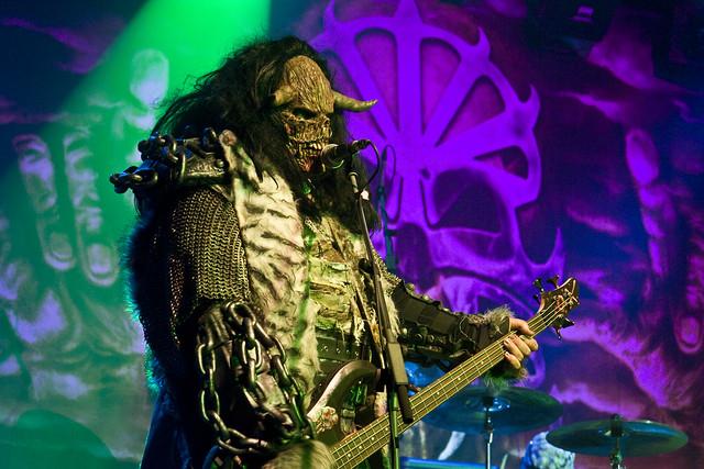Lordi en concierto