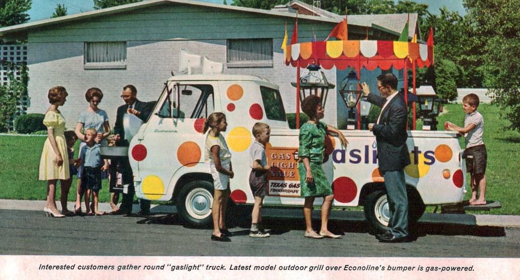 1965 Ford Econoline Pickup truck