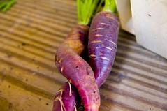 vegetable, purple, produce, food, close-up, radish,