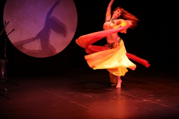 Bellydance Live from NY - Photo by Sal Romano