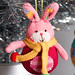 Sweet Bunny Ornament