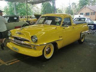 1956 Plymouth Savoy coupe utility