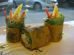 Stain Glass Curry Rolls