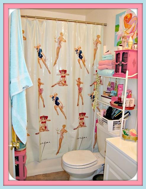 Photo for 50 s bathroom decor