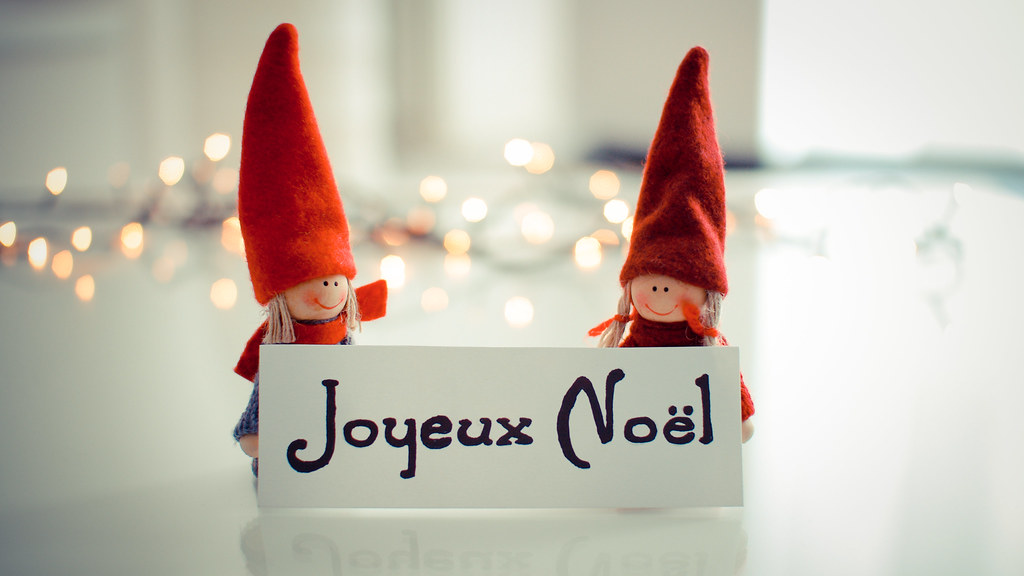 Joyeux Noël / Merry Christmas [Explored 2010-12-24]