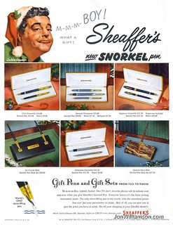 Sheaffer's - 19531130 Life