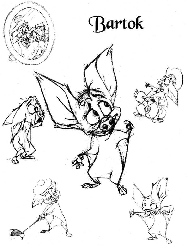 2872 together with 5300669058 additionally Balto 1995 Characters Model Sheets as well 170644273351422920 as well Paperman. on bartok model sheets