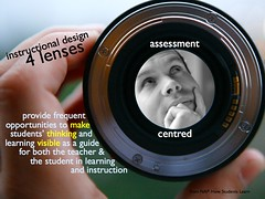 Lens 3: Assessment Centred