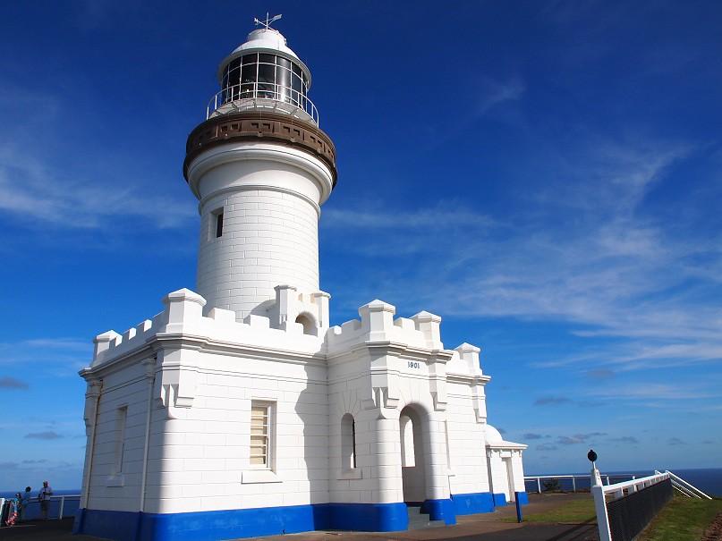 Byron Bay lighthouse (Australia 2010)