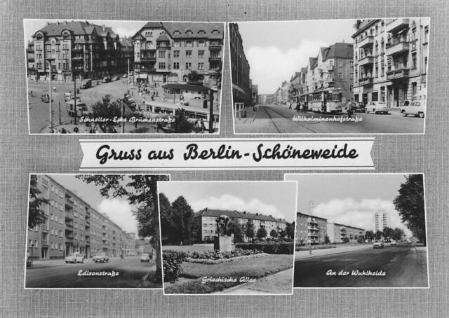Berlin-Schöneweide, 1965