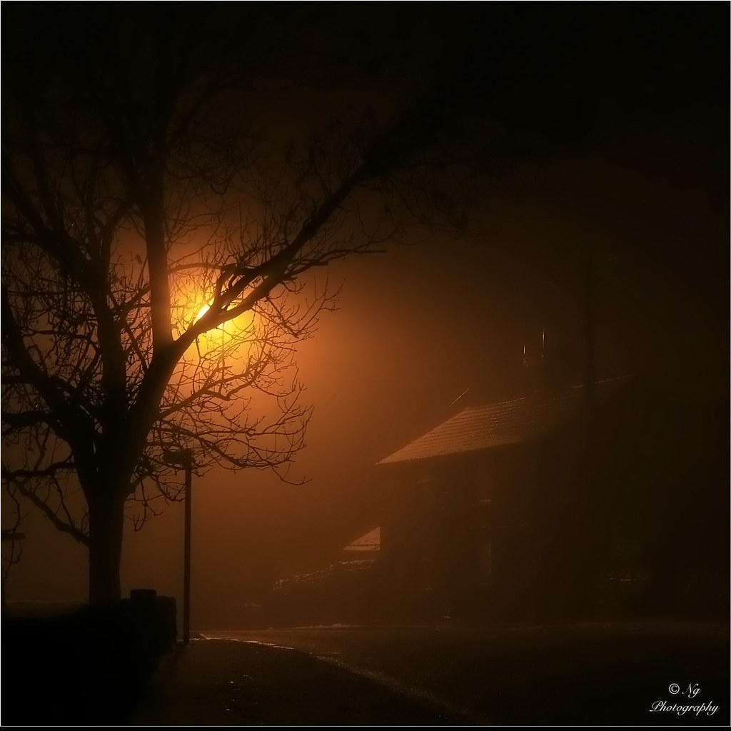 Eerie Halloween Photography