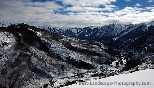 winter snow mountains landscape colorado marble winterscape crystalriver redstone mcclurepass coloradophotoscapes huntsmansridge