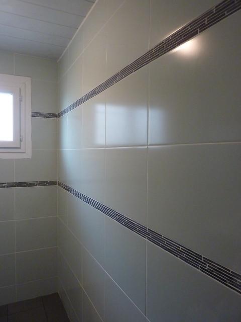 Faience dans une salle de bain flickr photo sharing - Faience murale salle de bain ...
