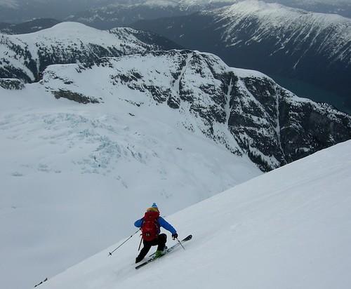 Traslin Brothers' Garibaldi Lake Ski Epic 2