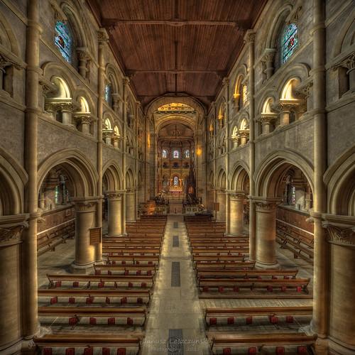 janusz leszczynski saint finbarre cathedral cork ireland choir church architecture hdr square 001217