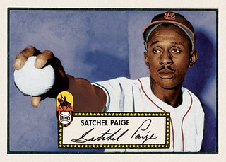 The Sage Satchel Paige