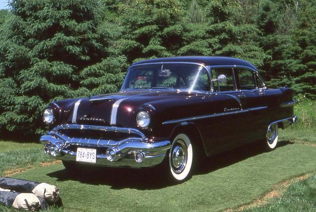 1956 pontiac laurentian 4 door flickr photo sharing for 1956 pontiac 2 door hardtop