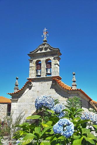 Igreja Matriz de Ariz - Portugal