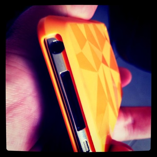 iPod Touch and case