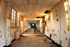 Abandoned Charleston Navy Yard aka. Charleston Navy Shipyard
