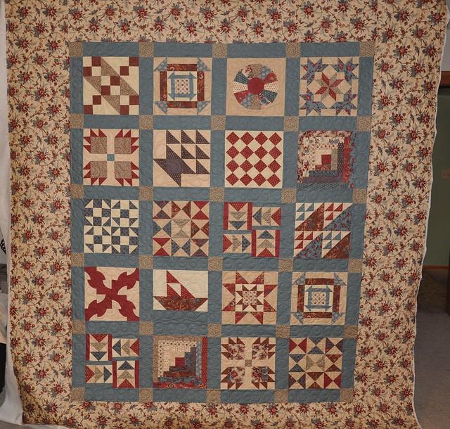 Underground Railroad Quilt for Shelley B. Flickr - Photo Sharing!