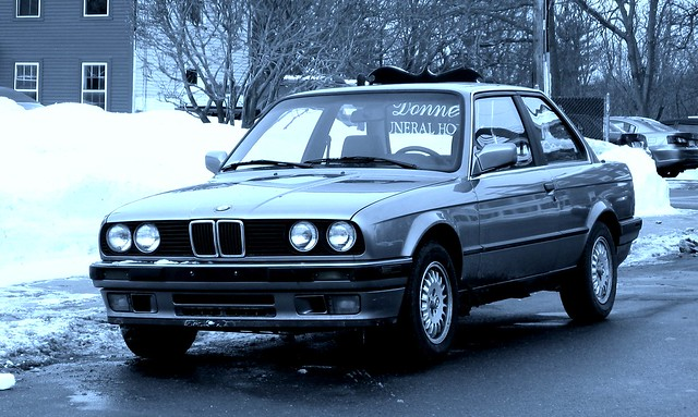 1991 bmw 325i coupe flickr photo sharing. Black Bedroom Furniture Sets. Home Design Ideas