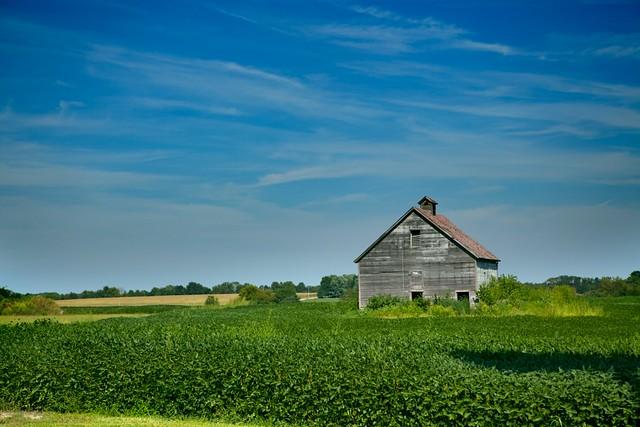 Barn Landscape Flickr Photo Sharing