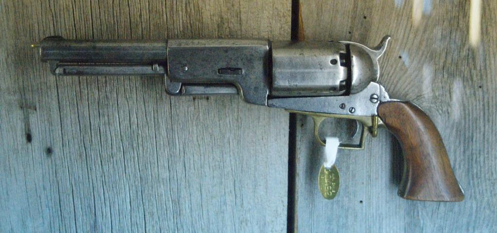 44 Calibur Colt Walker (1847) |  44 Calibur Colt Walker (18