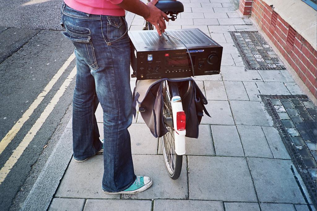 bike amp