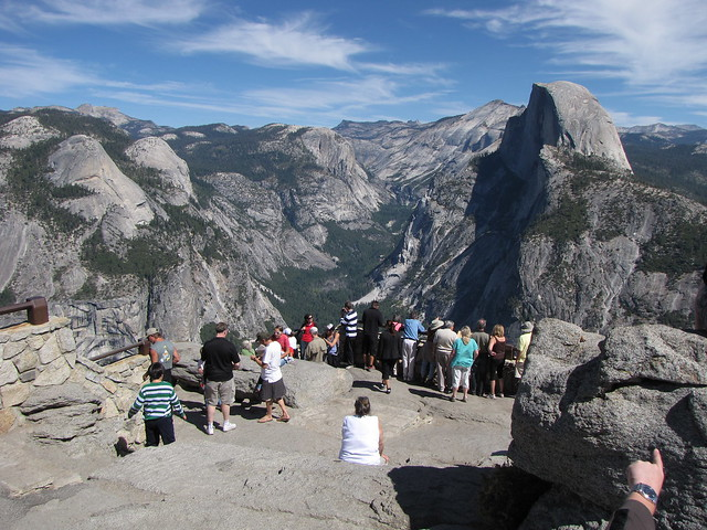 Glacier Point, Yosemite National Park