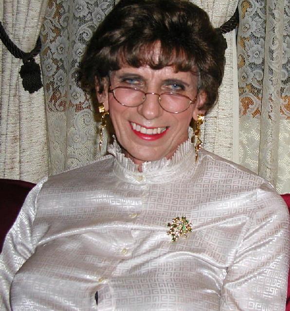 Granny Tranny Pics 20