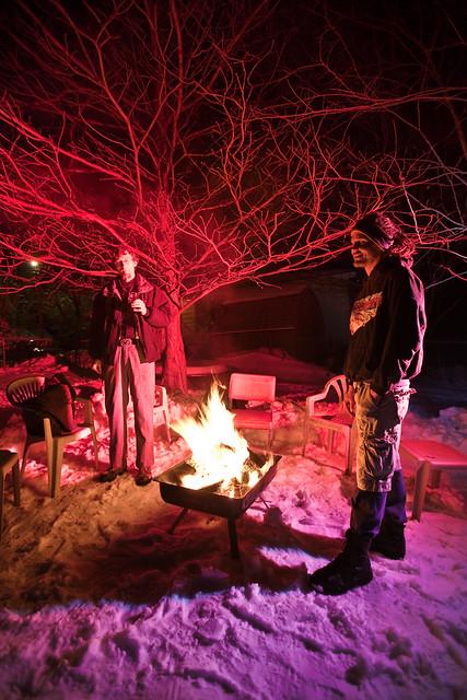Burn Circus Potluck Spin